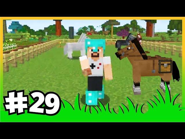 At Çiftliği, En Hızlı Atın Peşindeyim - ÇiftçiCraft S2 - #29