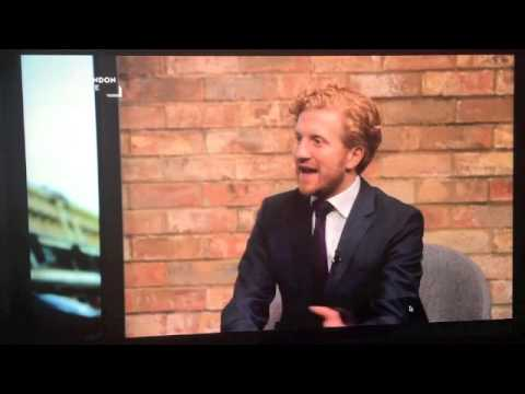 Benoit Chaves Interview at London Live