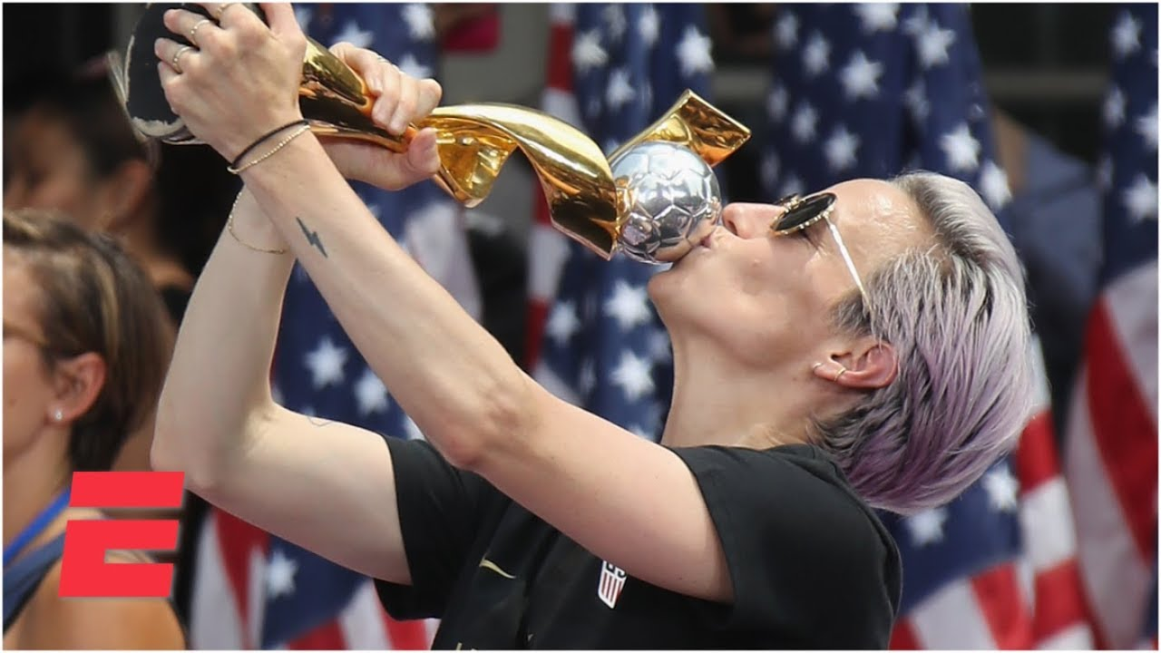 Highlights from the USWNT's victory parade in New York City | 2019 FIFA Women's World Cup