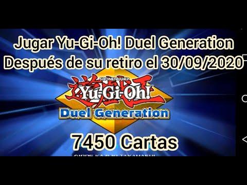 hack full card yugioh duel generation - Cómo volver a jugar Yu Gi Oh! Duel Generation y tener 7450 cartas después de su retiro el 30/09/2020