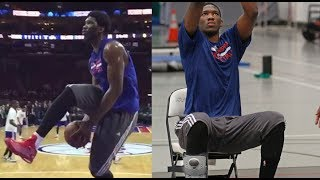 Why joel embiid keeps getting injured!