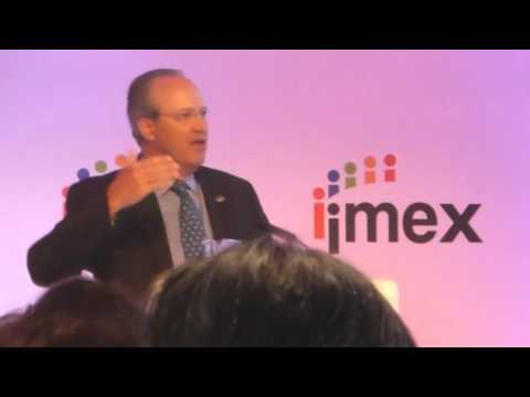 Keynote Mr David DuBois @IMEX 2016 FRANKFURT - MICE CHANNEL - www.MICEmedia-online.biz