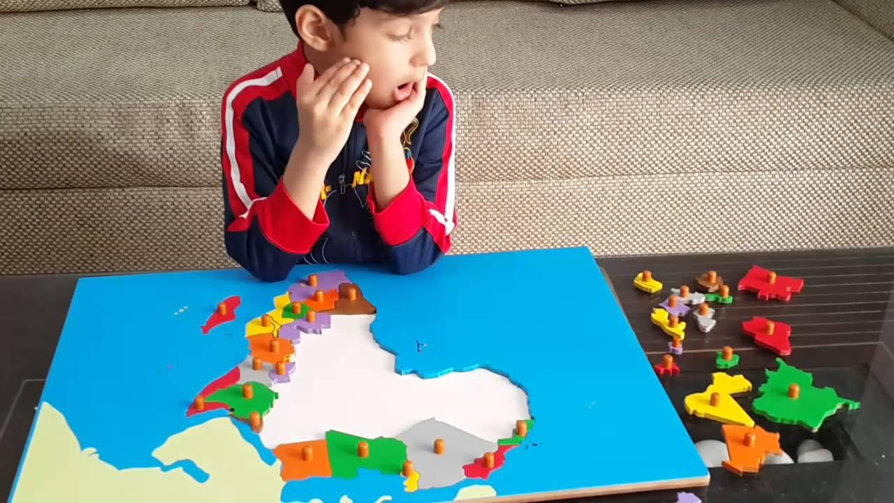 Mokshs world geography activity33 identifying the countries of mokshs world geography activity33 identifying the countries of africa a montessori puzzle map youtube gumiabroncs Images