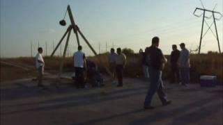 Trebuchet Team Building