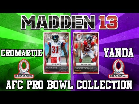 MUT 13: AFC Pro Bowl Collection + Elvis Dumervil | Madden Ultimate Team