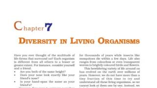 Class 9 Diversity In Living Organisms Part 1 In Hindi