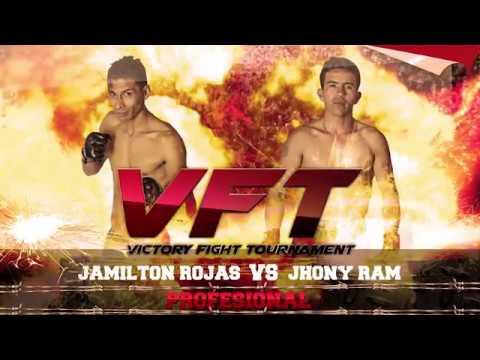 VFT 2 JAMILTON ROJAS VS JONATHAN RAMOS