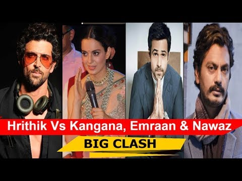 Image result for super 30 movie clash imran and kangana