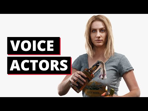 Far Cry 5 Voice Actors
