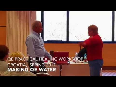 Making QE Healing Water