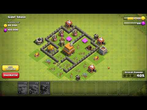 Download Clash of Clans Playing from Very Beginning - Vlog 7