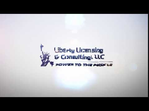 Liberty Licensing & Consulting, LLC. | Logo Graphic