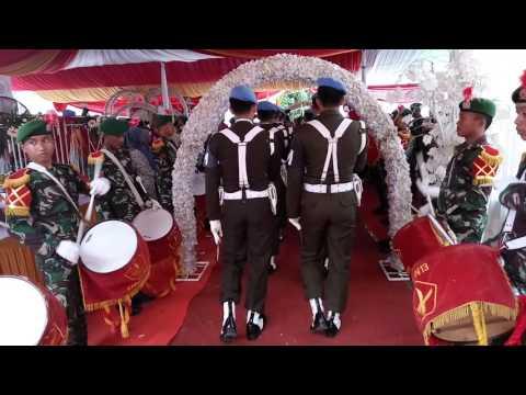 Sangkur pora polisi militer 3112 gel 2