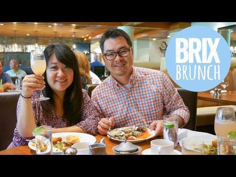 THE BEST BRUNCH I EVER HAD: Brix Brunch - VLOG | Our Yooniverse