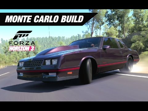 SUPERCHARGED Monte Carlo SS Build - Forza Horizon 3