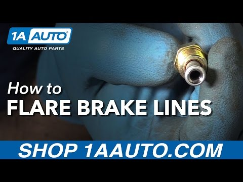 How to Properly Flare Brake Lines and Why Not to Use Rusty Lines
