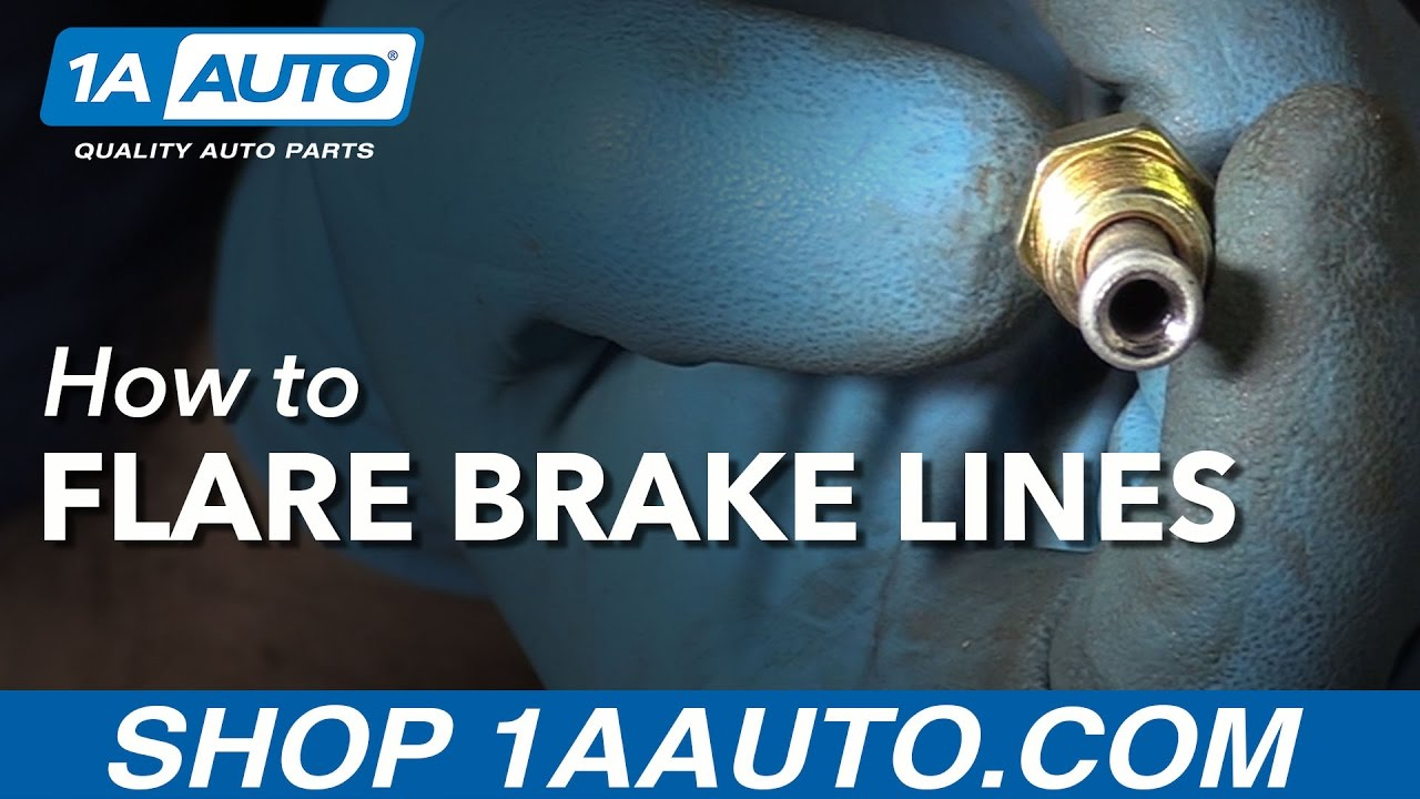 Download How to Properly Flare Brake Lines and Why Not to Use Rusty Lines
