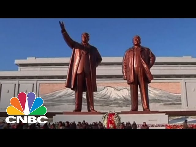 North Korea Accidentally Hit One Of Its Own Cities With A Ballistic Missile Last Year | CNBC