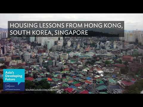 Housing lessons from Hong Kong, South Korea, Singapore