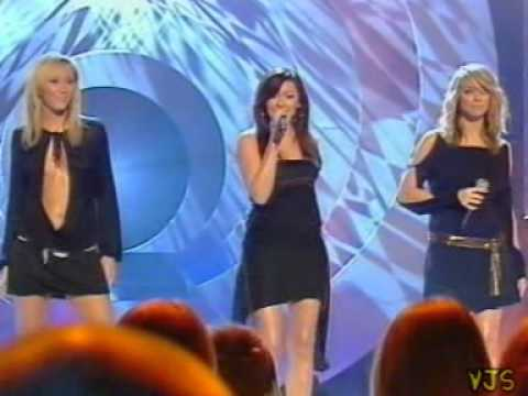 Atomic Kitten - Live And Let Die (Live on 'Songs Of Bond')