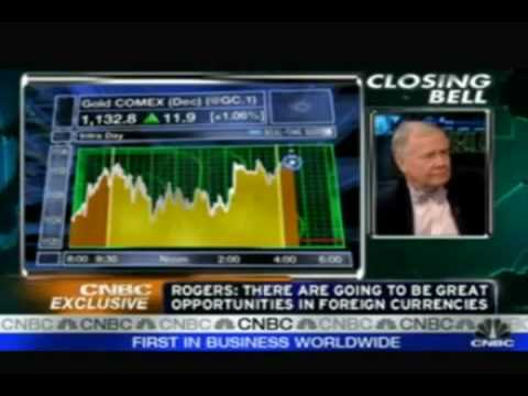 Jim  Rogers predicts WORLD WIDE DEPRESSION
