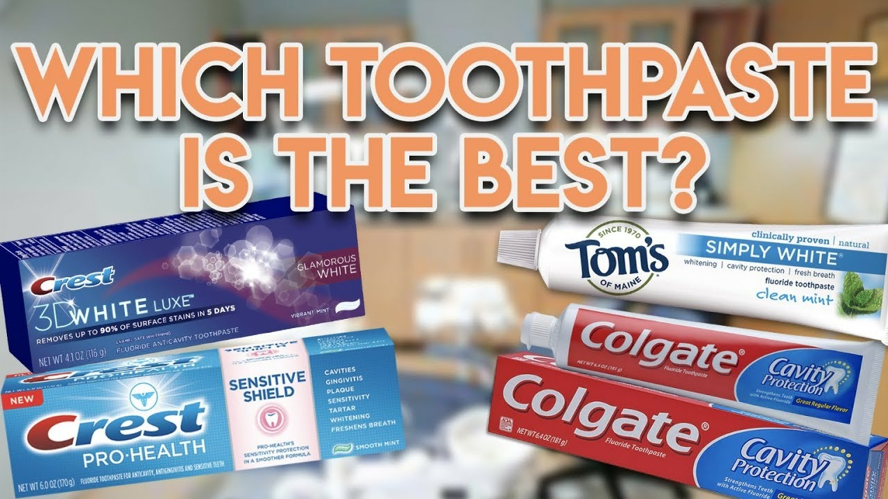 Download What is the BEST Toothpaste to Prevent Cavities.