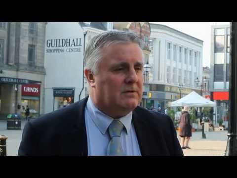 Ian Hollinshead Independent Candidate Stafford Borough, May 7th