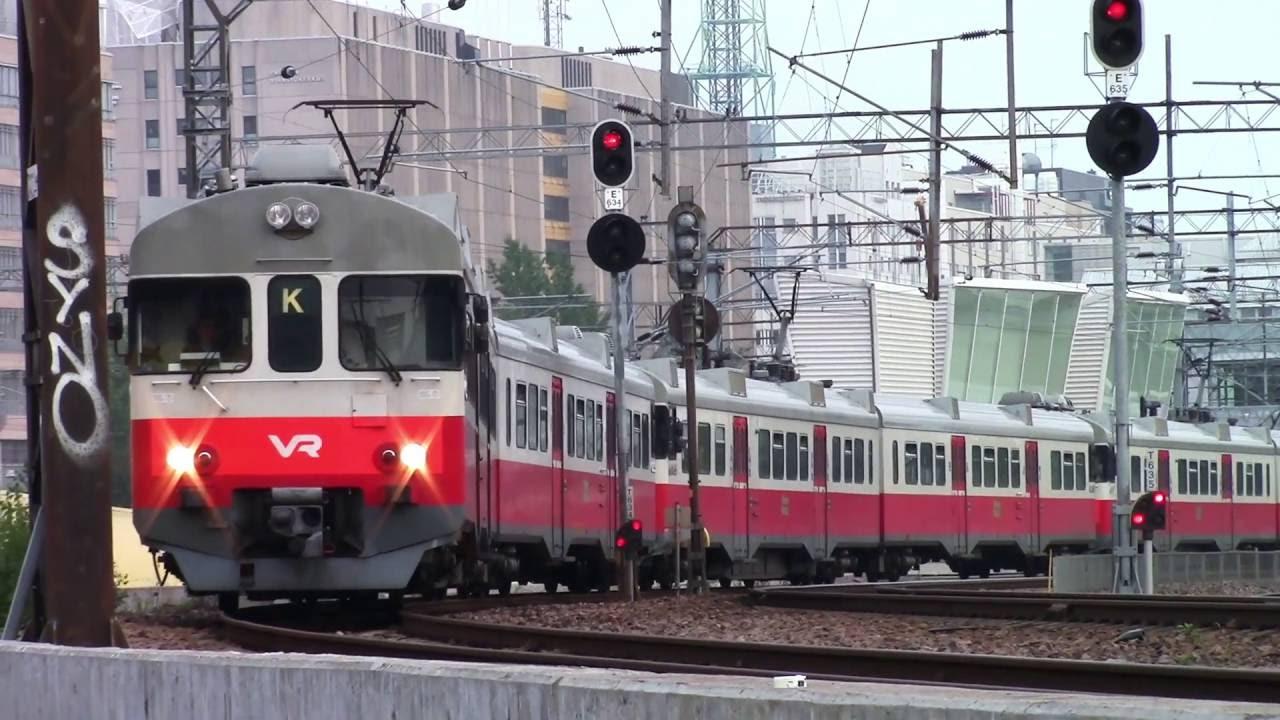 Lähijuna R