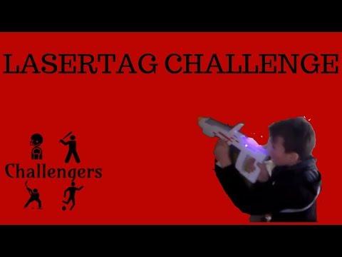 indoor lasertag challenge   Challengers Entertainment