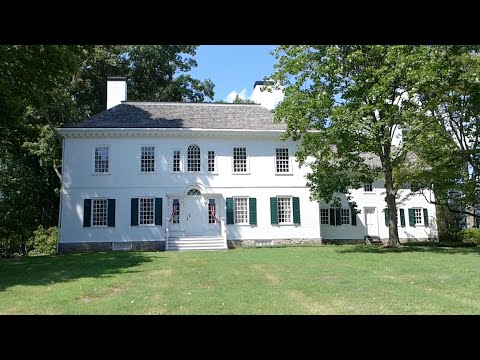 Morristown, New Jersey - Morristown National Historical Park - Ford Mansion & Museum HD (2016)