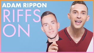 The Zodiac | Adam Rippon Riffs On | Cosmopolitan