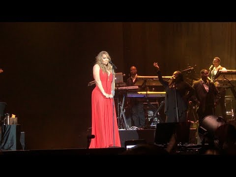 Mariah Carey - Vision of love (All the Hits Tour) Live @ Oracle Arena July 21, 2017