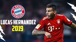 Lucas Hernandez 2018/ 2019● Welcome to Bayern Munich● Crazy Tackles, Speed, Dribbles & Assists|HD