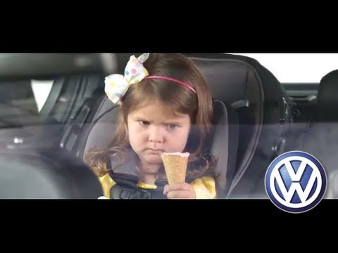 Ice Cream and Golf 7 GTD - Volkswagen [Pub official VW]