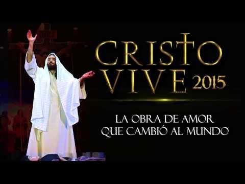 """CRISTO VIVE 2015 - OBRA DE TEATRO - """"LA RESURRECCION DE LAZARO"""" TV/RADIO PROMO"""