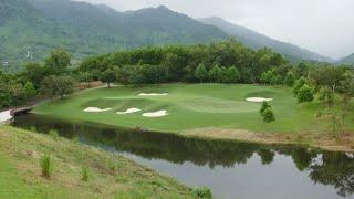 베트남 다낭 유일 산악 코스, 바나 힐스 골프클럽 Ba…