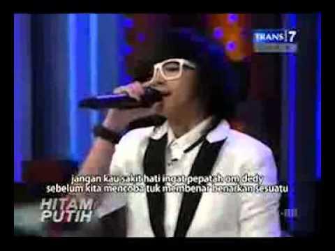 Coboy Junior NGACA DULU DEH with lirik