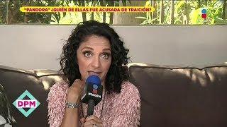 ¡Fernanda habla a detalle de su salida del grupo Pandora!   De Primera Mano