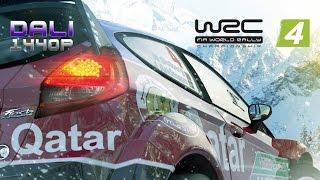 WRC 4 FIA PC Gameplay FullHD 1440p