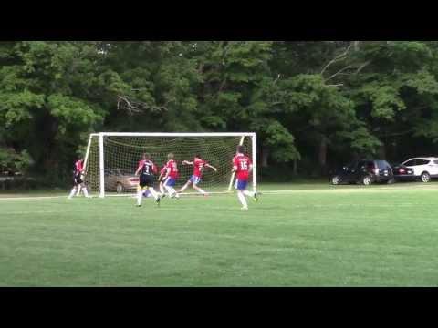 FC Milton United 04 vs Hamilton Serbian Warriors - 11-07-2013 - Highlights