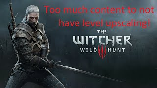 The Witcher 3's Biggest Problem