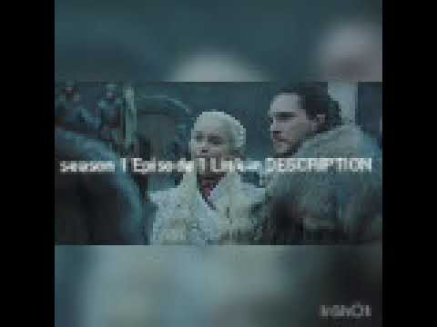 Download Game of Throne Season 1   Episode 1 in Hindi   Hindi Dubbed   Full Hd  HBO series   