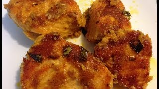 Fish Fry / Spicy Indian Fish Fry/ Salmon Fish Fry
