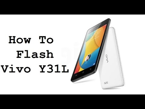 How To Flash Vivo Y31L | Hang on Logo | Pattern Lock | Pin Code | Hard  Brink #