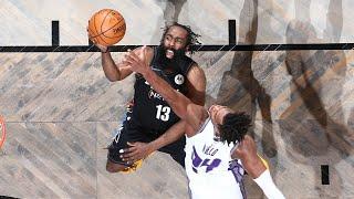 Harden Triple Double vs Kings! Nets 7 Game Win Streak! 2020-21 NBA Season