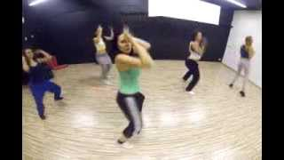 SHAGGY feat SEAN PAUL - Hey sexy lady - Dance with AxiniaDropLet - lesson 24