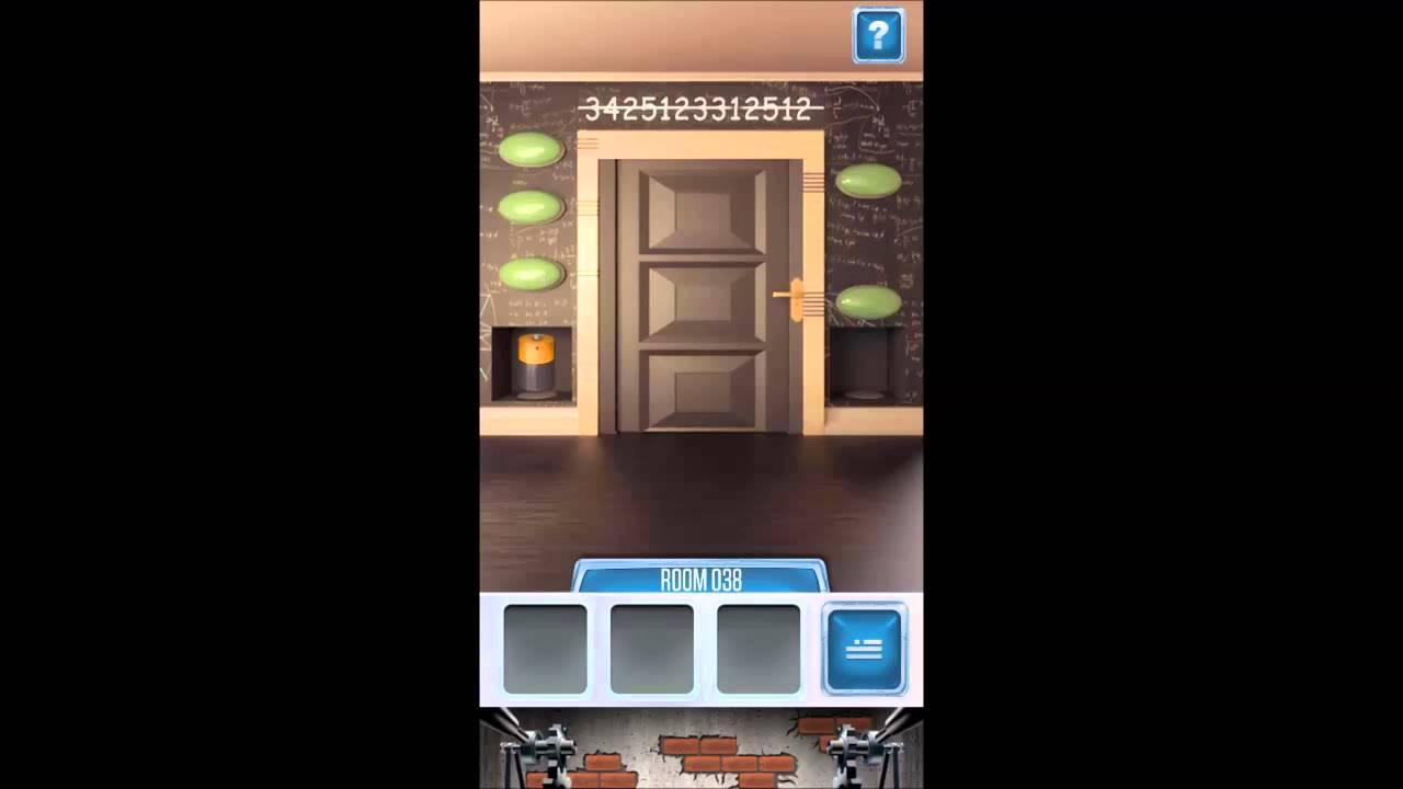 100 Doors Full Level 38 - Walkthrough - YouTube