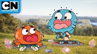 The Amazing World of Gumball | Dried Up Conversation | Cartoon Network