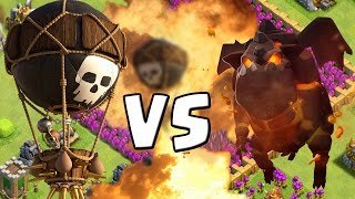 LOON vs. LAVAHUND! - MAXED || CLASH OF CLANS || Let's Play CoC [Deutsch/German HD+]