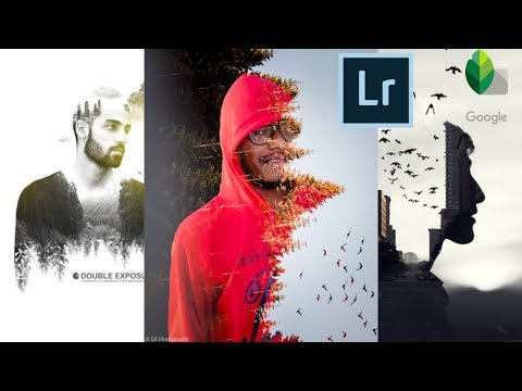 Double Exposure Effect || Snapseed Tutorial || SÁ Photography thumbnail